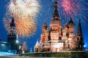 Топ мест для посещения зимой в Москве