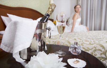 Номера для новобрачных в Москве - Свадьба в Москве