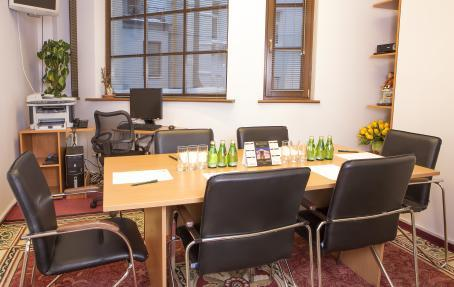 Conference room in the center of Moscow